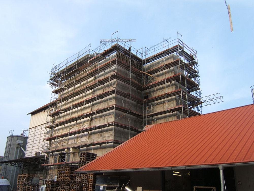 Sie sehen die Bilder zu: Neubau eines Produktions- und Raffinationsgebäudes für Bioöle