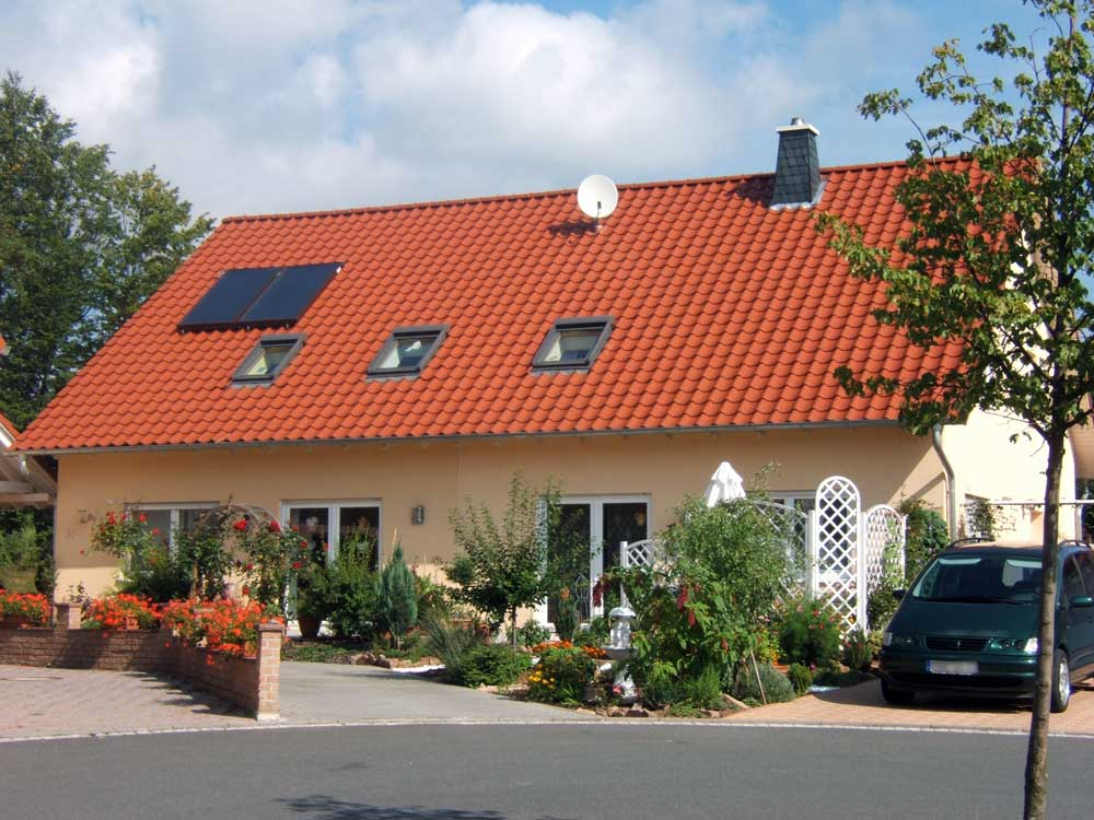 Sie sehen die Bilder zu: Külsheim - Schlüsselfertige Neubauten von Doppelhaushälften