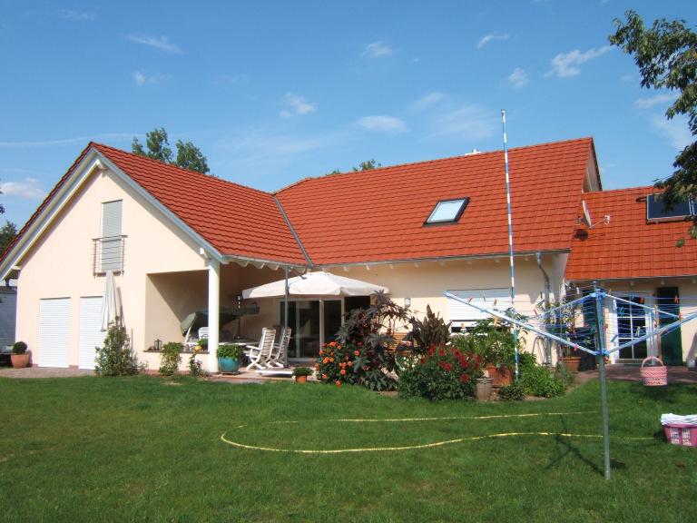 Sie sehen die Bilder zu: Miltenberg - Schlüsselfertiger Wohnhausneubau als Niedrigenergiehaus