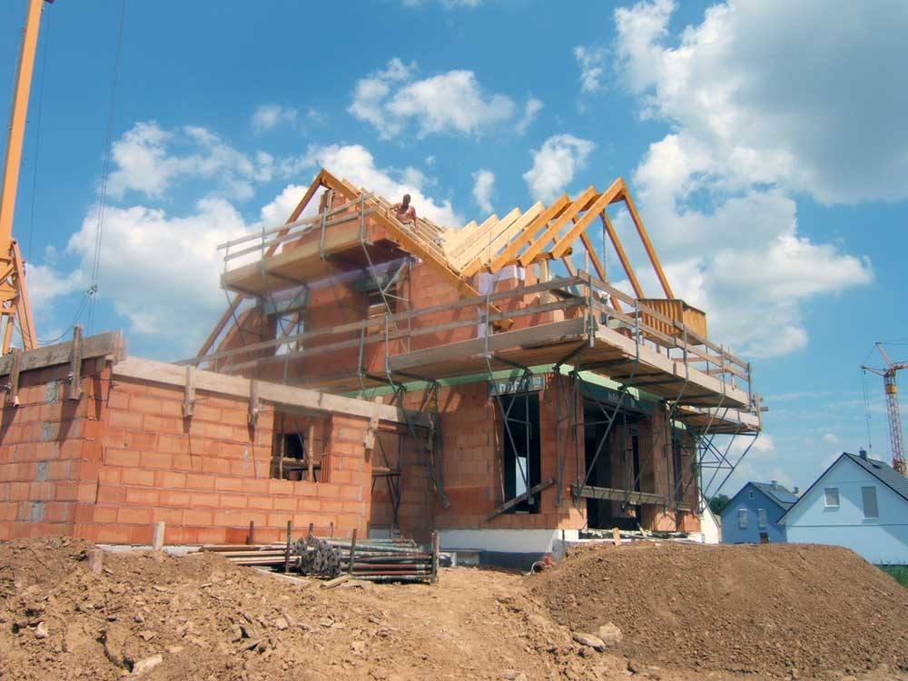 Sie sehen die Bilder zu: Schönfeld - Schlüsselfertiger Wohnhausneubau in KFW 60 Bauweise